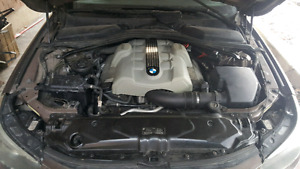 2004 BMW 545I , CLEAN TITLE SELLING AS IS