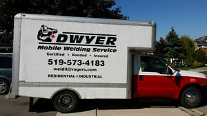 Dwyer Mobile Welding Service Cambridge Kitchener Area image 1