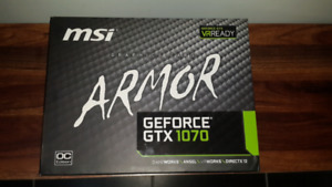 gtx 1070 | Components | Gumtree Australia Free Local Classifieds