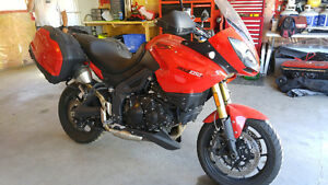 Triumph Tiger 1150 Like New, Excellent Condition