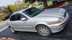 Jaguar X-Type sedan Automatic