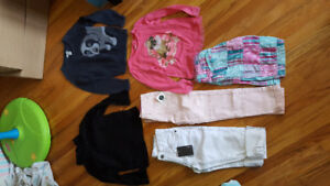 small lot of girls 5t clothing. bnwt