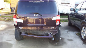 2012 Toyota Scion xB .damaged  mechanic special -