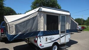 HALF PRICE!,COACHMEN TENT TRAILER/POP UP TRAILER, MUST GO