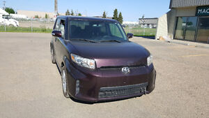 2012 Toyota Scion SUV, Crossover Manual Only 43km