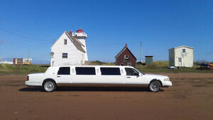 1997 Lincoln Town Car LIMOUSINE