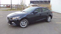 14 Mazda3 Sport - auto - LOADED - MAGS -  A/C ONLY 13,000KMS