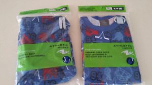 6T...Boys...Hockey underwear/ jammie set..NEW IN PACKAGES