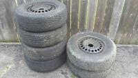 montana/venture tires on rims