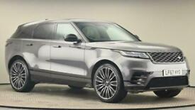 2017 Land Rover Range Rover Velar 3.0 D300 First Edition Auto 4WD (s/s) 5dr SUV