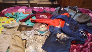 Lots de vêtements pour petits garçons 18-24 mois et 24 mois
