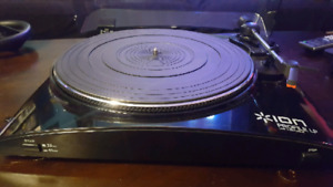 Ion profile lp usb turntable