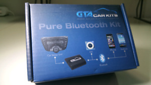 New GTA Car Kit Bluetooth and iPhone Kit for 2004/9 Lexus RX350