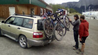 Offering ride from Prince Rupert to Whitehorse