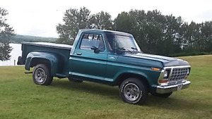 1979 Ford 1/2 ton custom 150