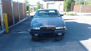 1993 Buick Regal custom Coupe (2 portes)