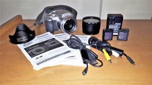 Caméra Panasonic LUMIX DMC-FZ20 5.0MP Camera