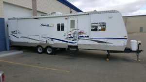 Keystone Cougar 30' -  Bunks - Winter Package
