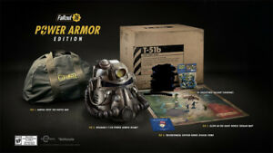 Fallout 76 Power Armor Edition RARE [NO GAME OTHERWISE COMPLETE]