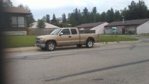 2000 Chev 4x4 work truck $700 obo