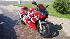 Yamaha r6 part out or sell as is