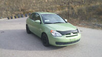 Reduced 2009 Hyundai Accent Hatchback