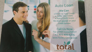 having trouble getting financing call us