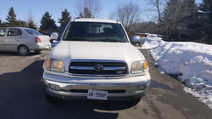 2001 Toyota Tundra Limited Pickup Truck 4X4