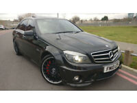 2010 Mercedes-Benz C63 AMG 6.3 7G-Tronic AMG +++FULLY LOADED WITH EVERY EXTRA+++