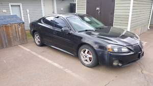 2004 Pontiac Grand Prix GTP 3800 series 150000kms