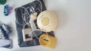Medela single breast pump