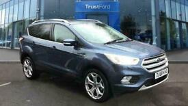 2018 Ford Kuga 1.5 EcoBoost Titanium X 5dr 2WD***Huge Spec With Panoramic Sunroo