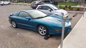 1996 trans am.   lt1 with a six speed manual trans.
