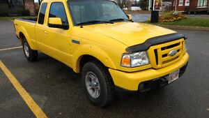 2006 Ford Ranger Pickup Truck