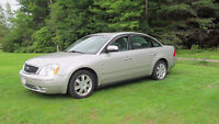 2006 Ford Five Hundred Sedan -  Low Mileage