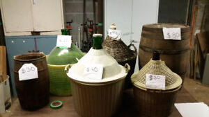 wine making containers or other uses