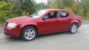 2009 Dodge Avenger SXT Sedan Low Kms  Reduced