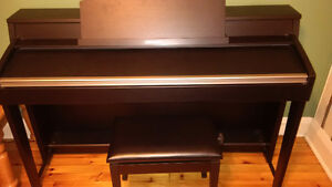 Casio Celviano AP-620 88-Key Digital Piano Belleville Belleville Area image 2