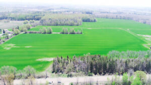 BUILDERS & INVESTORS 26 ACRES! PARADISE ONLY 35 MIN TO TORONTO