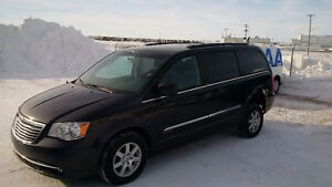 2011 Chrysler Town & Country Wheelchair Accessible Van