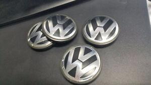 Selling Volkswagen MK6 Center Caps