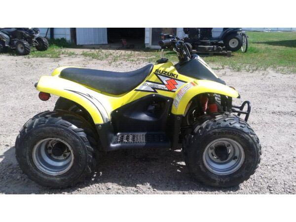 Used 2003 Suzuki Quadsport 50cc