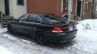 2002 BMW 7-Series Berline