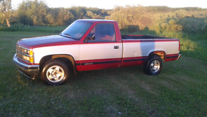 1988 chevy truck for sale