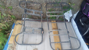 grizzly 660  front and rear racks