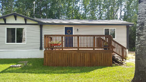 Athabasca mobile home for sale. Motivated.  Make me an offer
