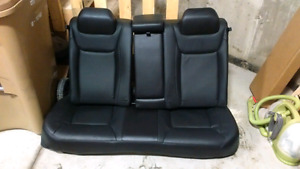 Charger/challenger/300 rear leather