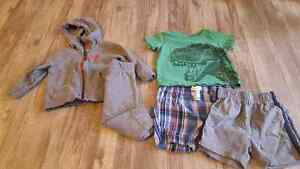 12 months Carters brand perfect condition clothes  London Ontario image 1