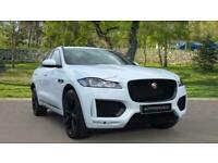 Jaguar F-Pace 2.0d (240) Chequered Flag 5dr AWD - 22 inch Alloys Auto Estate Die