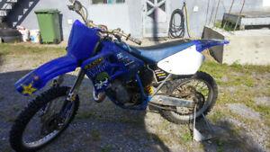 motocross yz 125 2001
